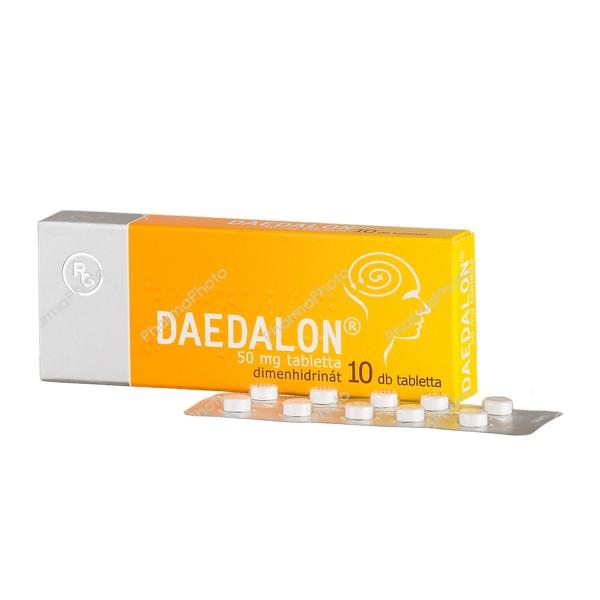Daedalon 50 mg tabletta 10x123963 2016 tn