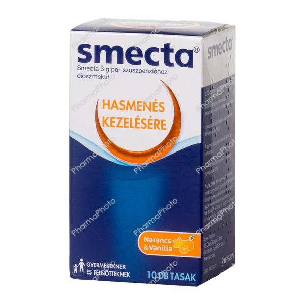 Smecta 3 g por szuszpenziohoz 10 tasak238060 2018 tn